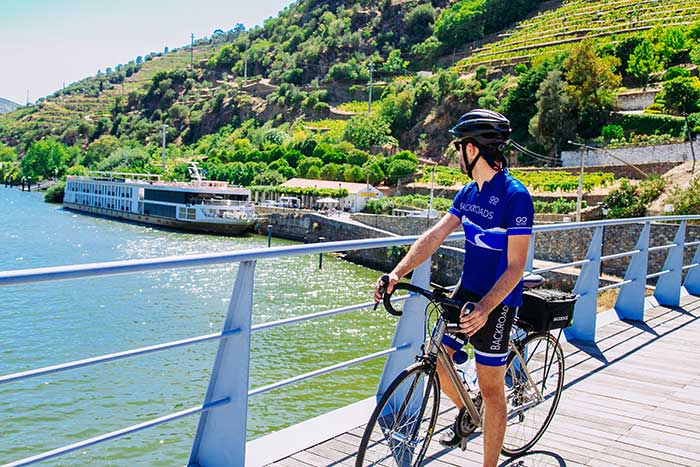Backroads Portugal's Douro River Cruise Bike Tour