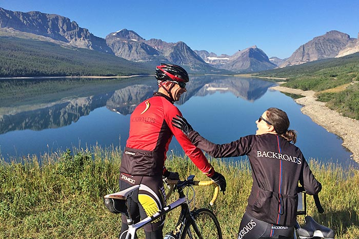 Backroads Glacier & Waterton Lakes Bike Tour