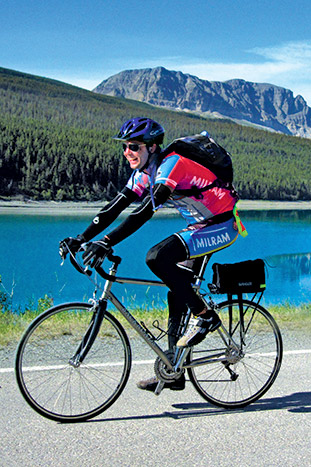 Glacier National Park & Waterton Lakes Bike Tour