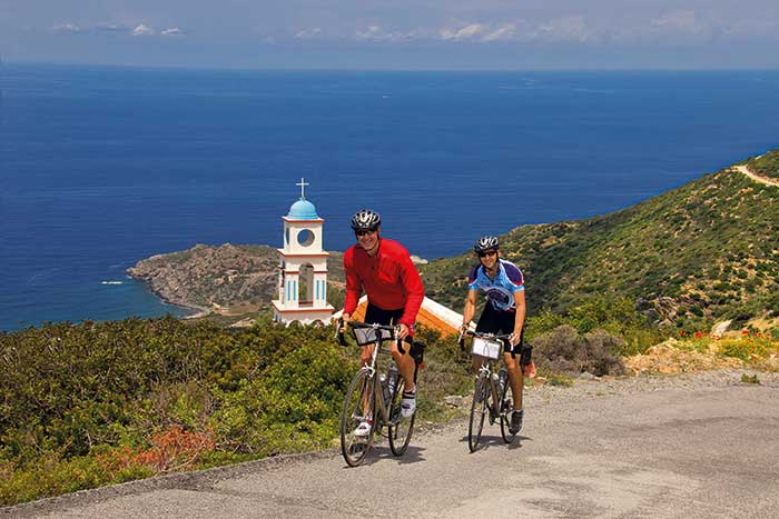 Backroads Greece Family Bike Tours