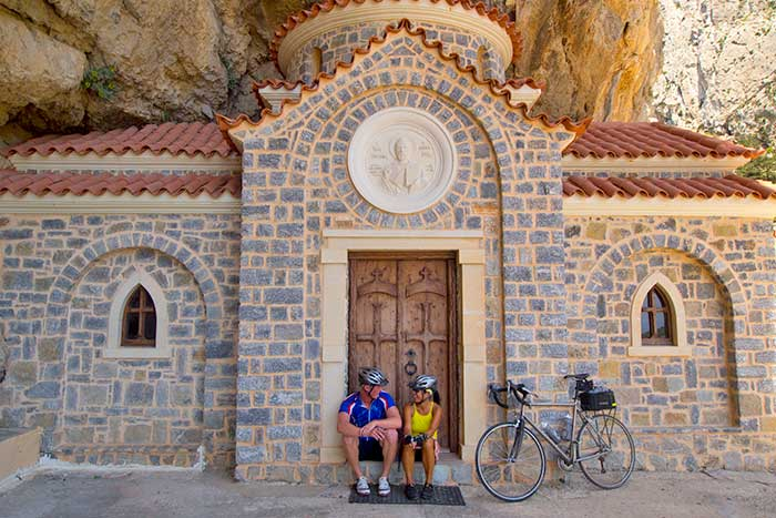 Backroads Greece Bike Tour