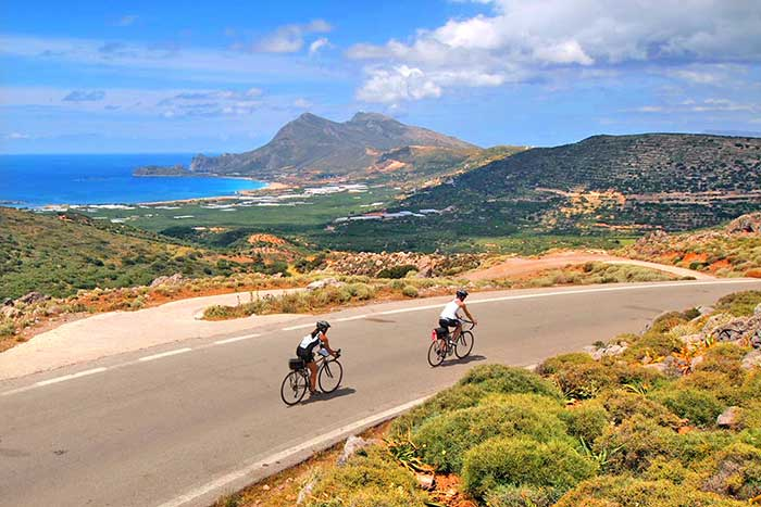Greece Bike Tours