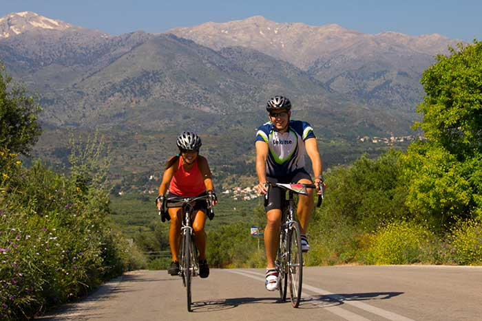 Backroads Greece Family Bike Tour