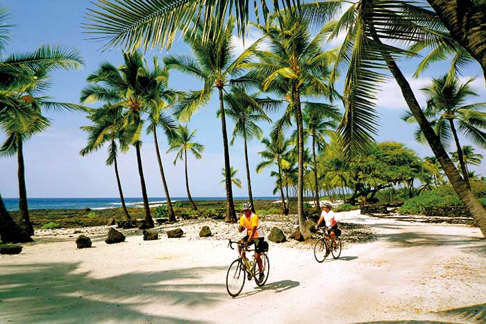 Biking on Backroads Hawaii Big Island Bike Tours