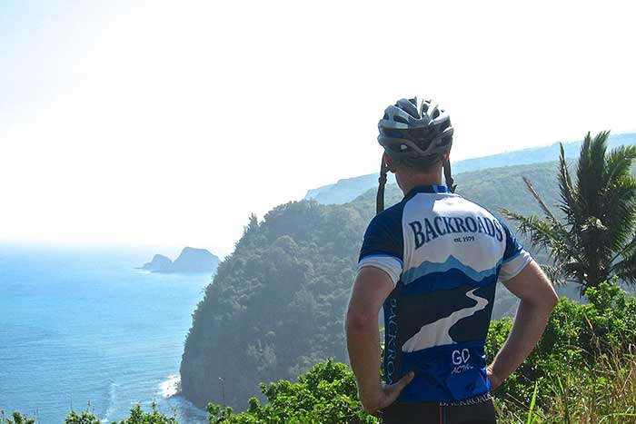 Hawaii Big Island Bike Tour