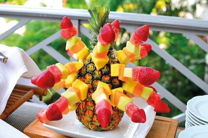 Fruit - Backroads Hawaii Big Island Bike Tour