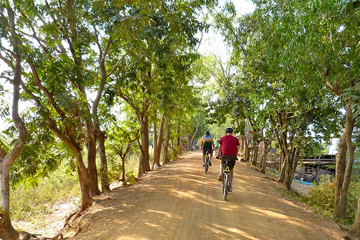 Backroads Vietnam, Cambodia & Laos River Cruise Bike Tour