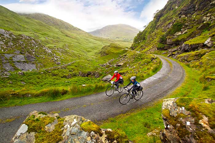 Backroads Ireland Bike Tours in Cork & Kerry