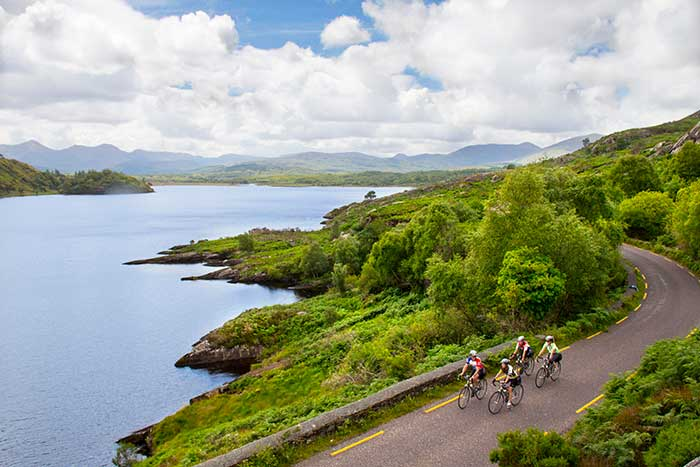 Backroads Ireland Family Bike Tours