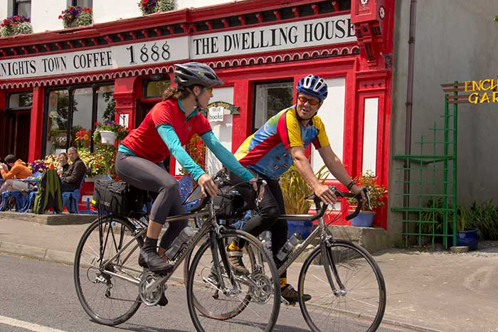 bike tours in Ireland
