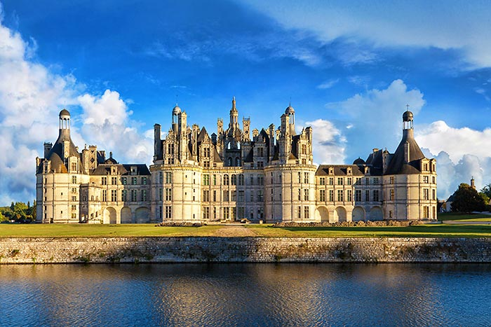 Loire Valley family bike tours
