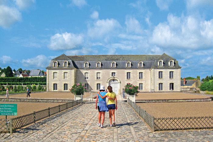 Backroads Loire Valley Family Bike Tour