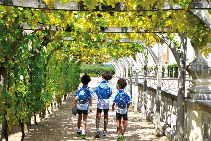 Loire Valley family trips