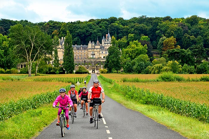 Loire Valley family tours
