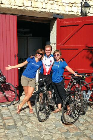 Backroads Loire Valley Bike Tour
