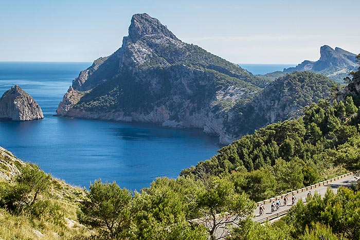 Biking - Mallorca & Menorca Bike Tour