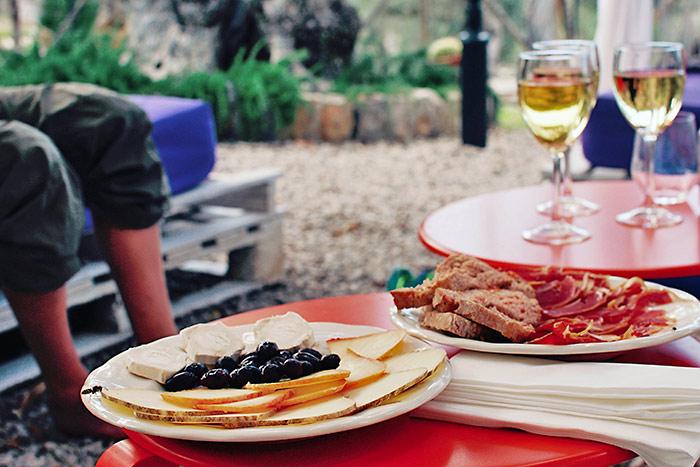 Tapas and wine - Mallorca & Menorca Bike Tour