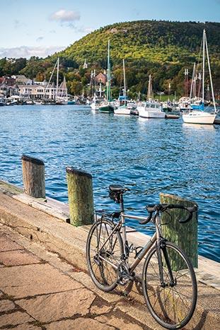 Lobster - Backroads Maine Bike Tour