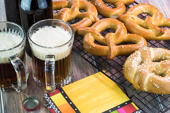 Pretzels and Beer on Backroads Munich to Salzburg Bike Tour
