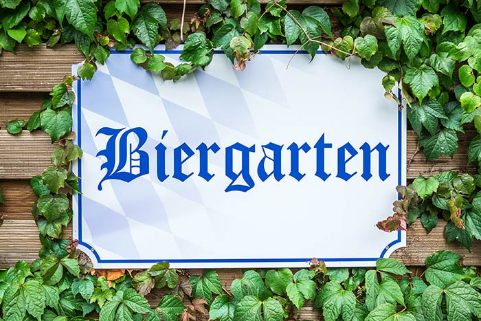 Biergarten - Germany to Austria Family Bike Tour - Older Teens & 20s