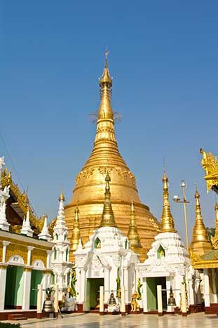 Myanmar Bike Tour
