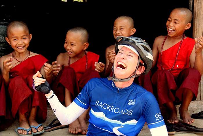 Myanmar Family Breakaway Bike Tour