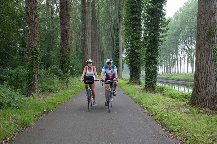 Backroads Holland & Belgium Family Breakaway Bike Tour