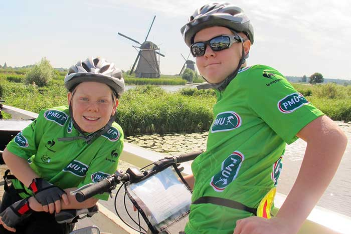 Dutch Windmills - Netherlands Family Bike Tour