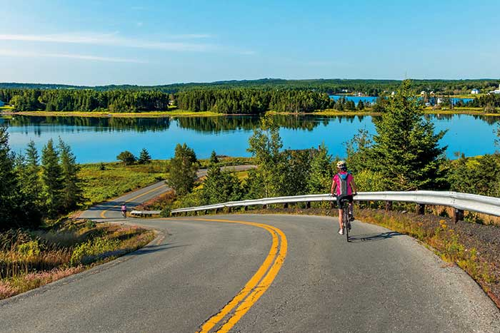 Nova Scotia Bike Tours Nova Scotia Bicycle Tours Backroads