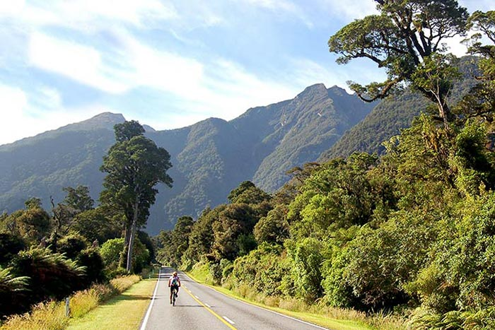 New Zealand Bike Tour