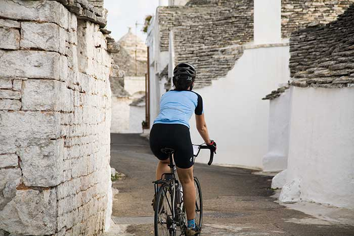 Cycling on Backroads Puglia Family Bike Tour