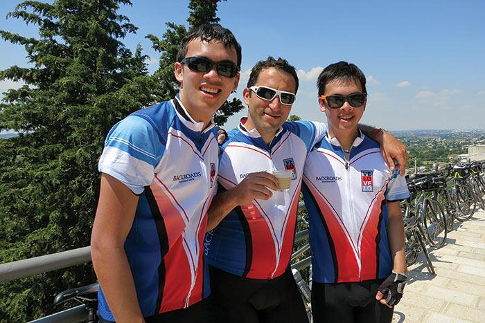 Puglia Family Bike Tour