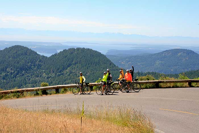 San Juan Islands Bike Tours