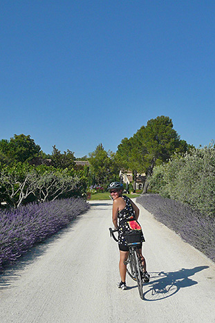 Backroads Provence Bike Tour