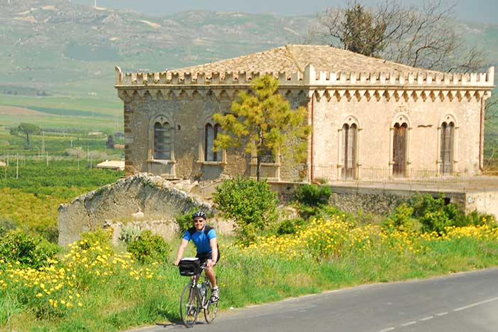 Backroads Sicily Family Breakaway Bike Tour