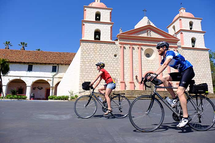 Santa Barbara  Bike Tour