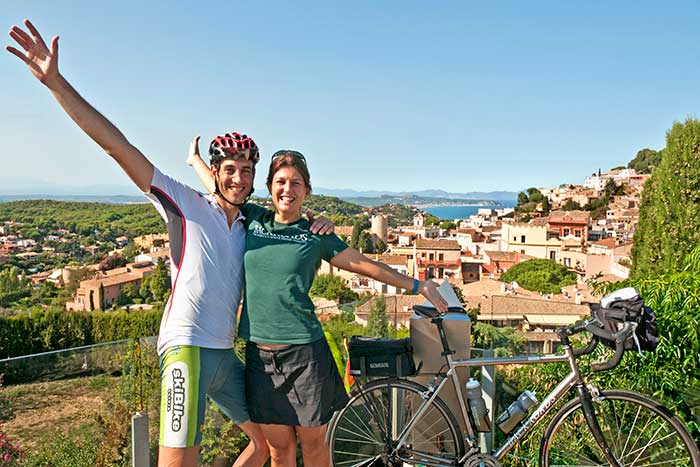 Biking Tour in Europe