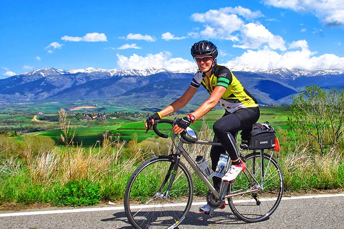 Span cycling
