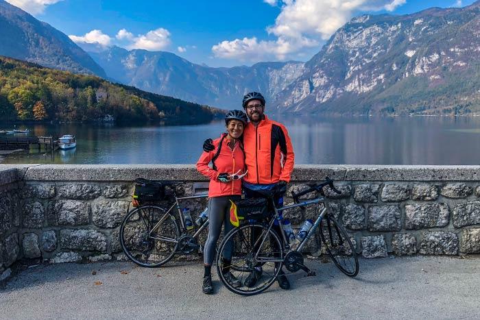 Biking in Slovenia