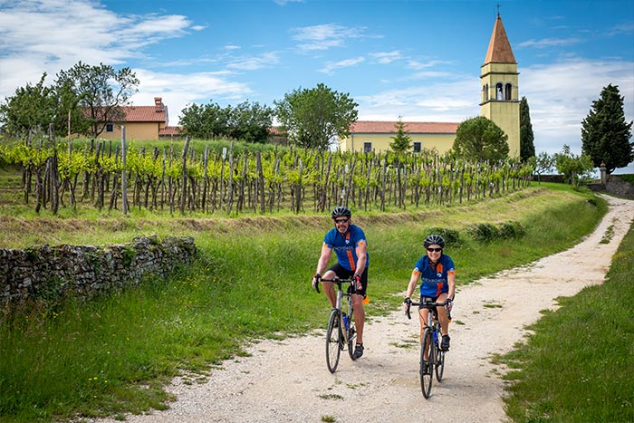 Backroads Slovenia and Croatia Bike Tour