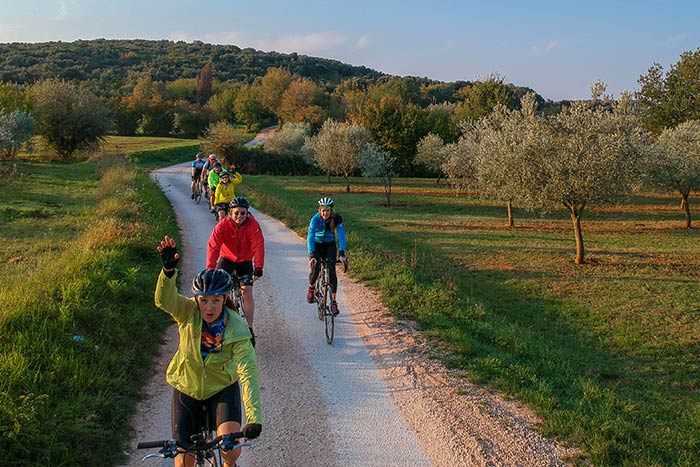 Cycling - Slovenia and Croatia