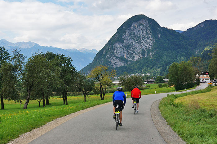 Cycling - Slovenia & Croatia Family Bike Tour
