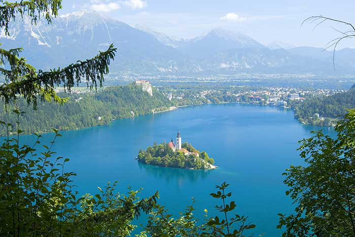 Lake Bled, Slovenia - Slovenia & Croatia Family Bike Tour