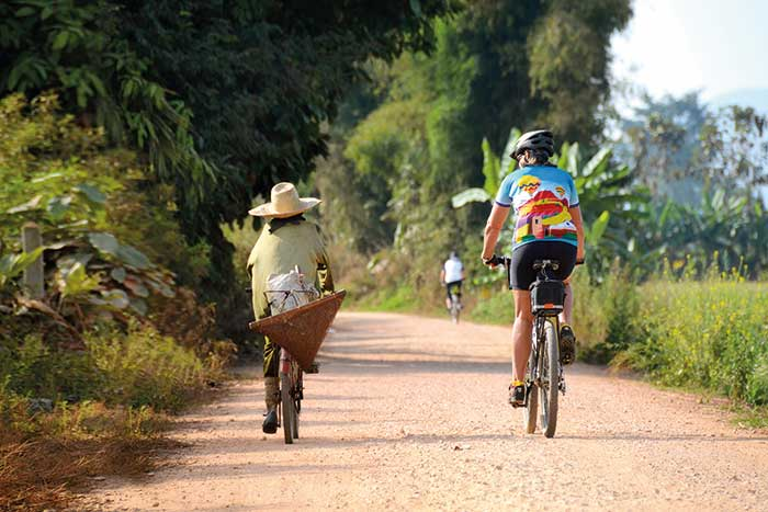Backroads Thailand Bike Tours