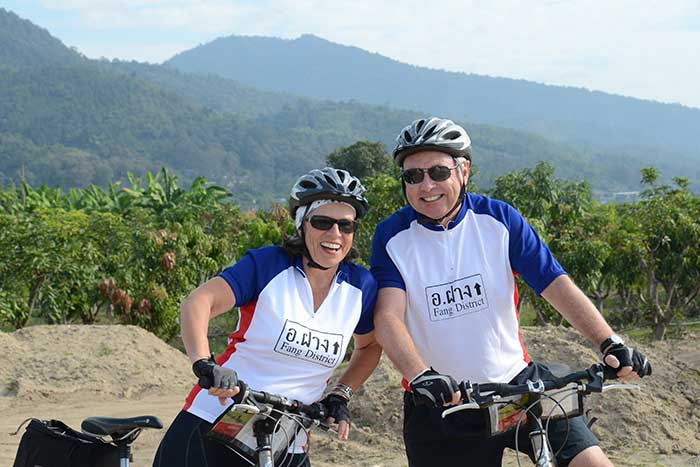 Backroads Thailand Bike Tour