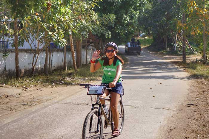 Thailand Family Breakaway Bike Tour
