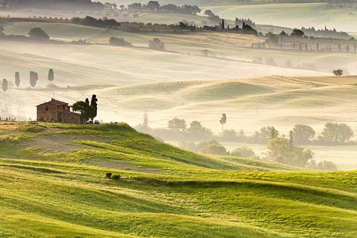 Tuscany & Umbria Bike Tours