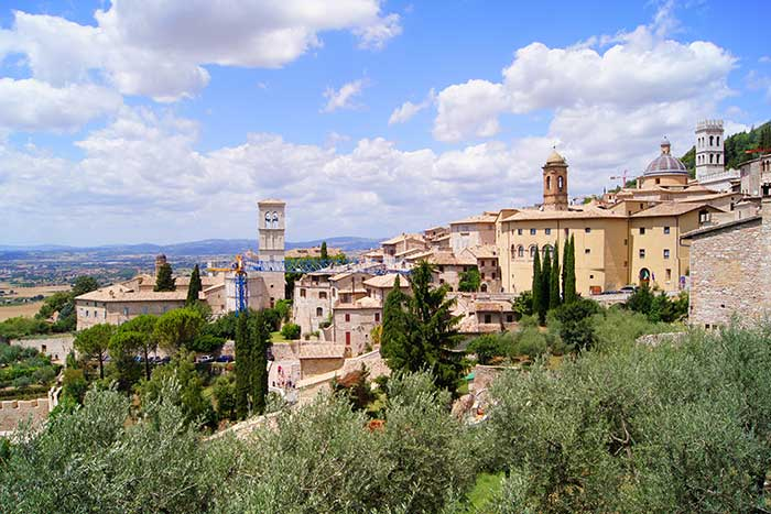 Tuscany & Umbria Bike Tour