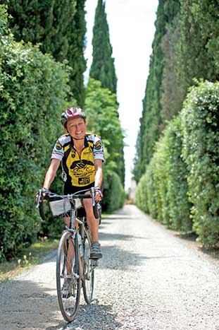 Backroads Tuscany & Umbria Family Breakaway Bike Tour