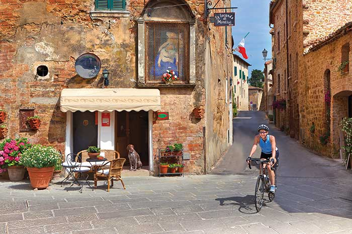 Backroads Tuscany Italy Bike Tour
